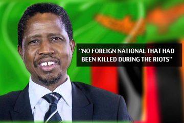 VIDEO – Emmanuel Makandiwa – Zambia Xenophobia Prophecy