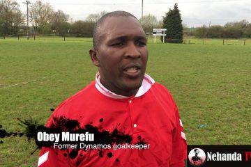 Former Dynamos keeper Obey Murefu on Nehanda TV