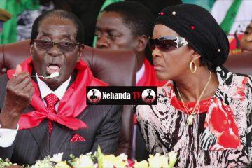 """Mugabe complains – """"I eat poorly cooked food"""""""
