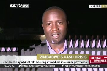 Doctors in Zimbabwe hit by $220m backlog of medical insurance payments