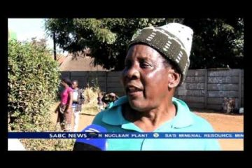 Harare in a crisis (Video)
