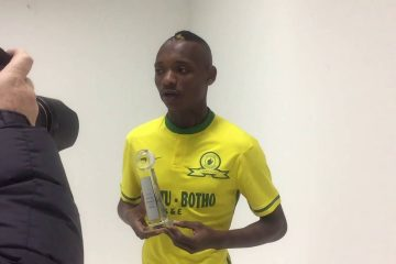 VIDEO – Behind the Scenes with Khama Billiat