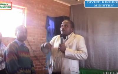 Pastor Ian Ndlovu