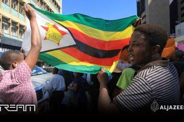 Debate on #ThisFlag #Tajamuka on Al Jazeera – The Stream