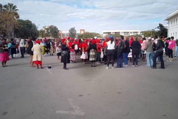 MDC beat the pot march in Bulawayo