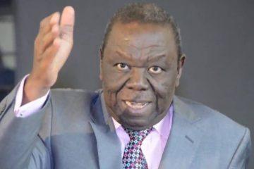 No Vacancy : Tsvangirai #Chat263
