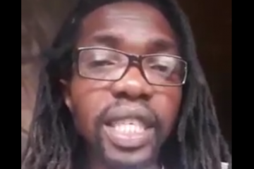 WATCH this idiot criticise #ShutDownZim.. and listen to his solutions ...