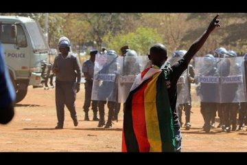 No 'Arab Spring' in Zimbabwe, Mugabe warns protesters (Video)