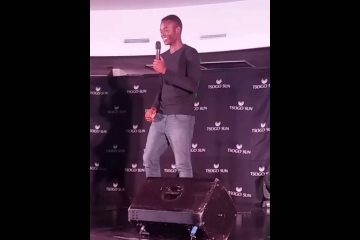 Troy Tesla on #ThisFlag and #RobertMugabe – Stand up Comedy