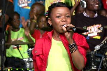 Watch these amazing kids singing – Jesus Reigns Forever