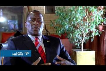 """""""Protests will never change the Government of Zimbabwe"""":  Ambassador to South Africa Isaac Moyo"""