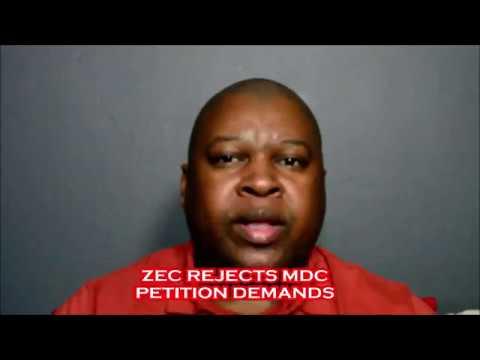 ZEC rejects Nelson Chamisa Petition Demands - Pardon ...