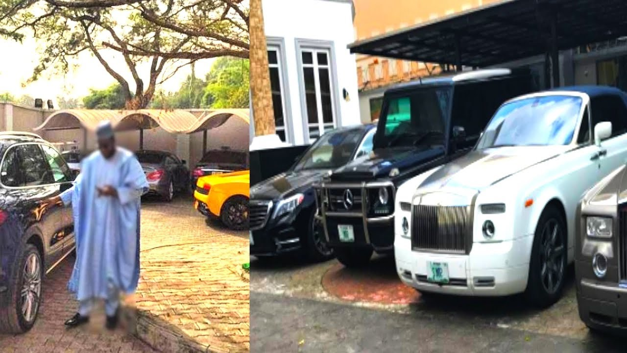 Meet A Nigerian Man Who Owns N2 Billion Garage Full Of