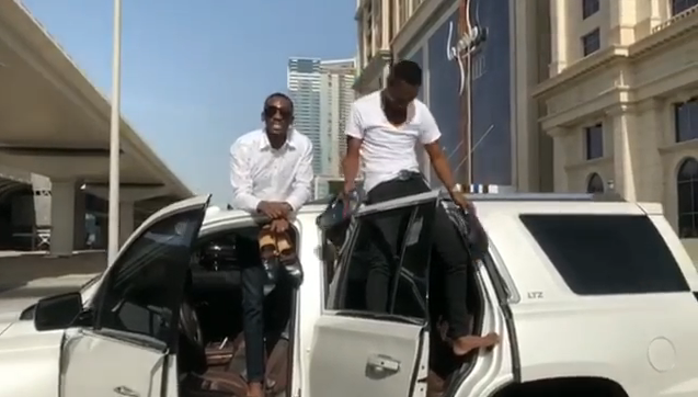 """Who Buys Cars >> Prophet Passion Java goes WILD in Dubai, dances to """"Smart ..."""